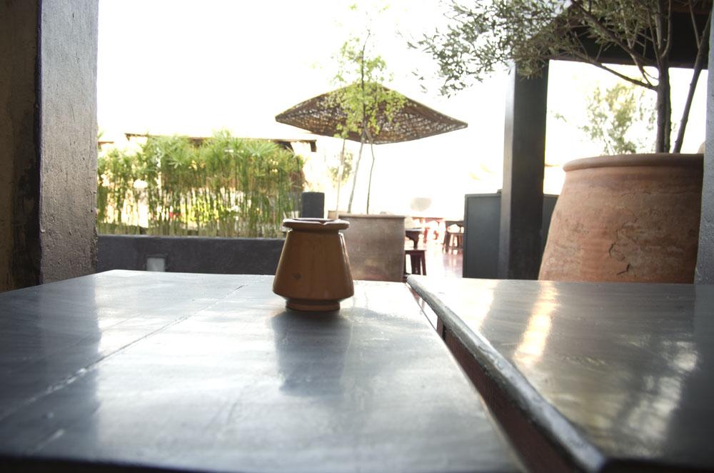 restaurantausblick