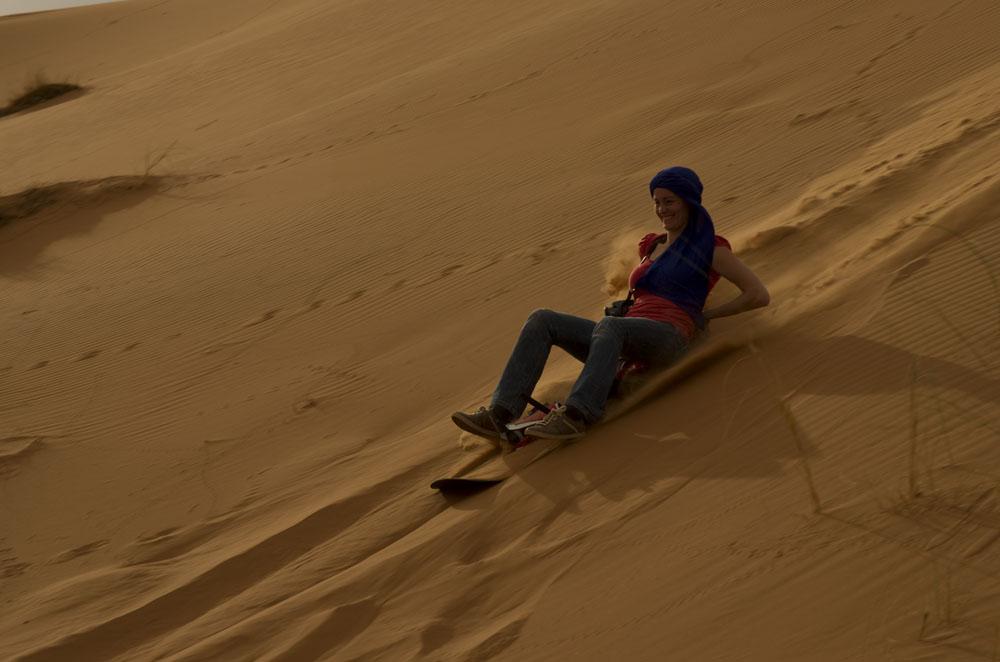 sandrodeln